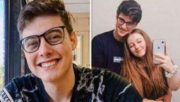 Este youtuber muere a los 19 años y su esposa deja desgarrador mensaje