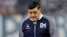 Tras la muerte de Diego Maradona, en Intrusos informarón cómo fueron los últimos momentos del astros
