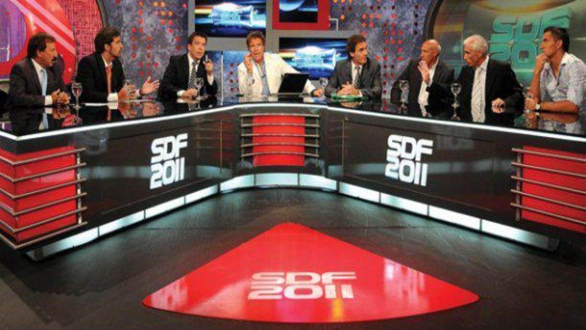 El nuevo programa El Show del Fútbol se estrenará el 9 de mayo