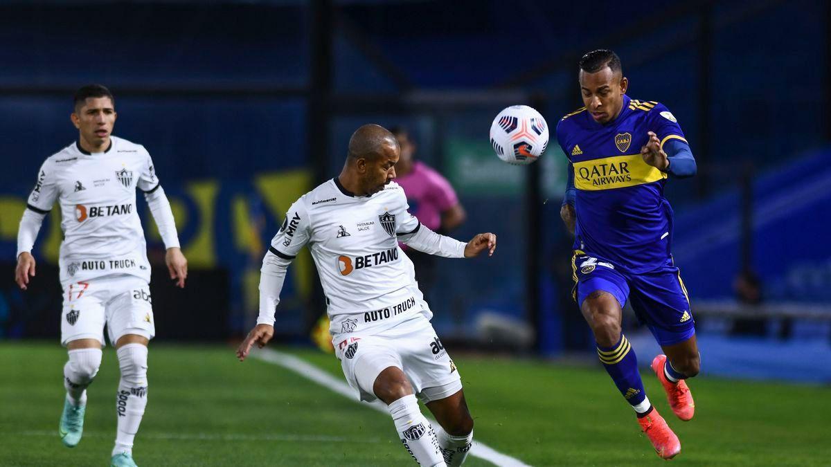 Boca Juniors debe ganar en el Mineirao del Atlético para pasar a los cuartos de final