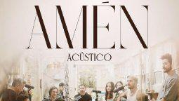 El clan Montaner sacará versión acústica de su canción Amén