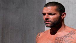 Ricky Martin sufrió de depresión durante la cuarentena