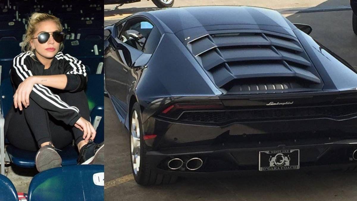 ¡Por una buena causa! Lady Gaga se une a la marca Lamborghini