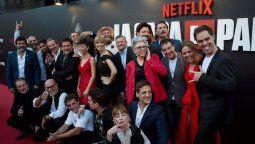 ¡España manda! La Casa de Papel es la serie más vista