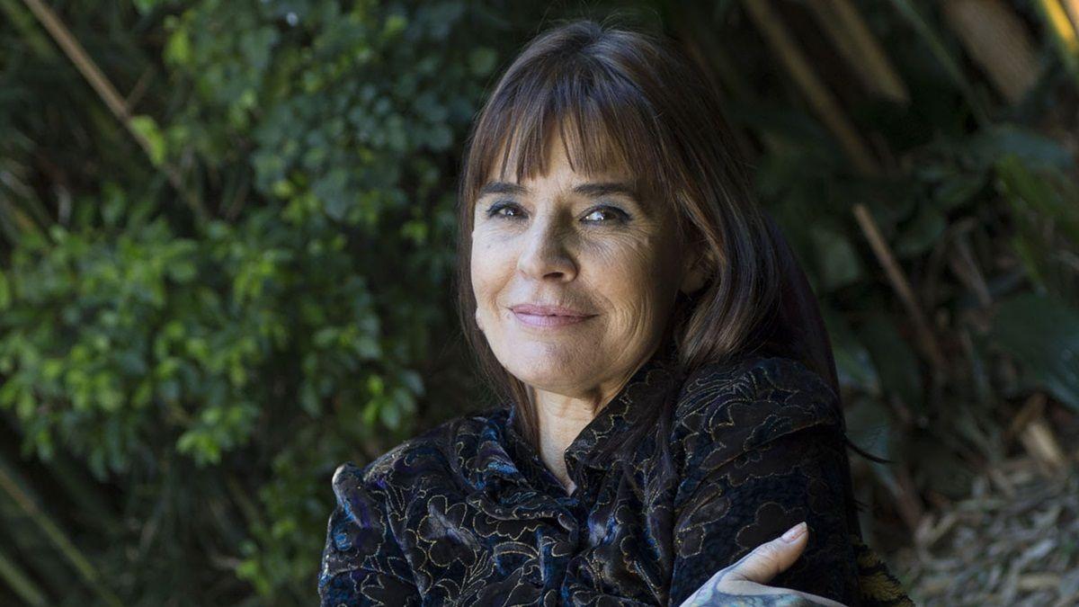 Fabiana Cantilo confiesa que SADAIC la ha salvado del hambre