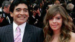 Dalma Maradona lanzó un mensaje de agradecimiento y criticó a los que los agraden.