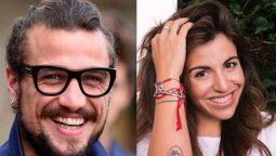 ¿Gianinna Maradona y Daniel Osvaldo a punto de confirmar su romance?