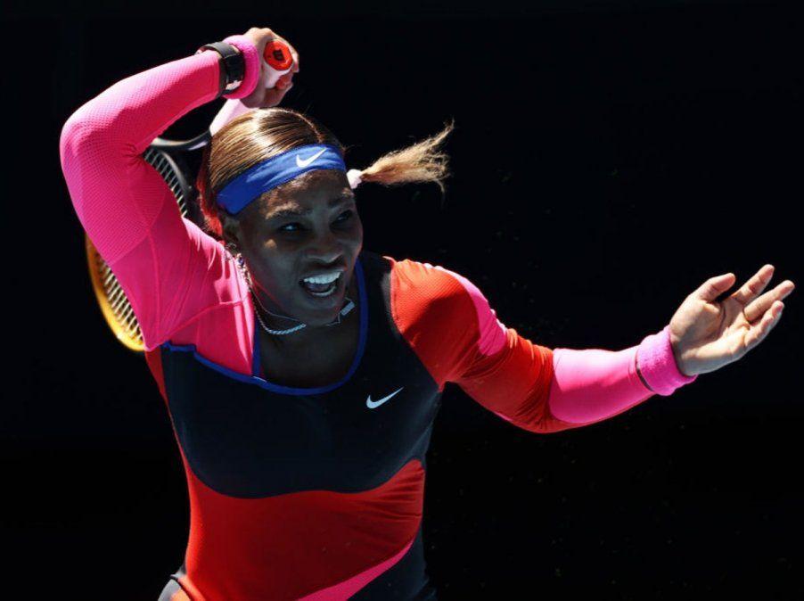 ¡Historia pura! Serena Williams llegó a 90 victorias en los Grand Slam