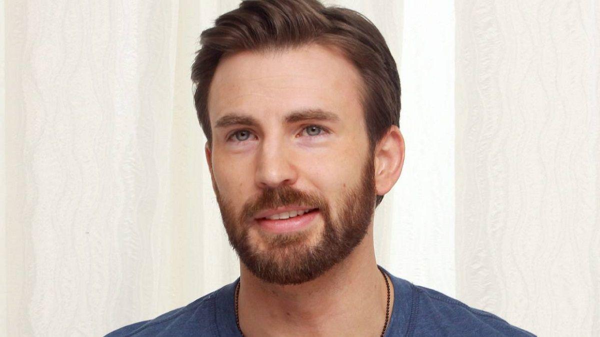Chris Evans es el recordado Capitán América de Marvel