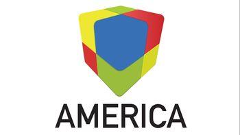 Logotipo del canal televisivo, América