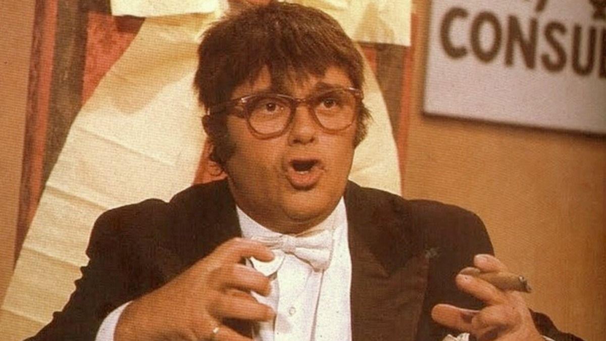 El actor Tato Bores falleció a los 70 años