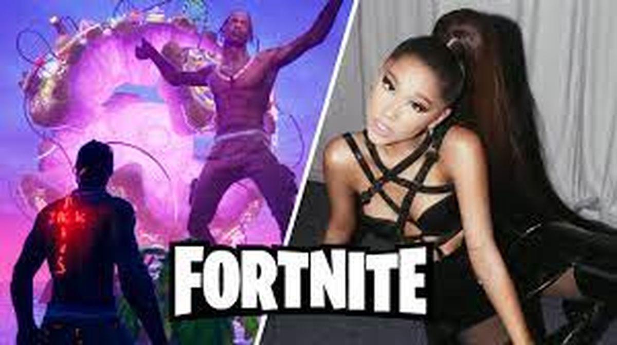¿Al Fortnite? Ariana Grande llegaría pronto al juego