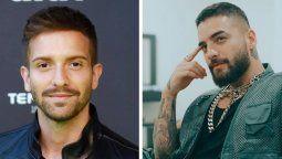 Revelan supuesta relación amorosa de Maluma con Pablo Alborán