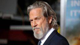 Jeff Bridges anuncia que fue diagnosticado con cáncer linfático
