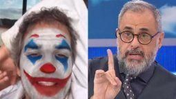 Te cago a trompadas el día que te vea: Patricio Giménez aceptó la invitación de Jorge Rial