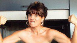 La actriz Griselda Siciliani se mostró a favor del aborto legal seguro y gratuito.