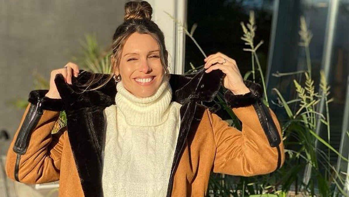 Pampita enfrentó las críticas sobre su reality show