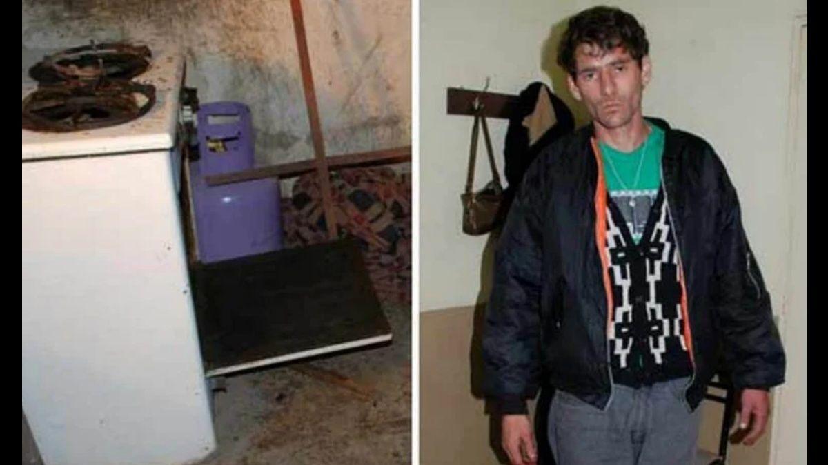 Lo tengo adentro: el caníbal argentino que fue detenido mientras cocinaba los restos de su padre
