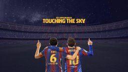 ¡Fiesta en Barcelona! Lionel Messi dio motivos para celebrar