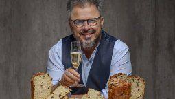 Donato de Santis viajó a Italia, tras finalizar su participación en MasterChef Celebrity