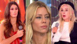 Nicole Neumann crítica con el comentario de Nacha Guevara a Lola Latorre