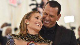 ¿Sí o no? Jennifer Lopez y Alex Rodriguez no habrían terminado