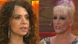 Valeria Lynch y Patricia Sosa nuevamente enfrentadas