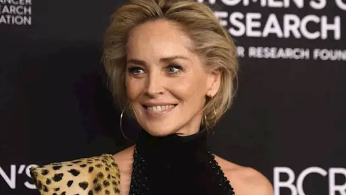 La actriz Sharon Stone integra el equipo de transición de Joe Biden