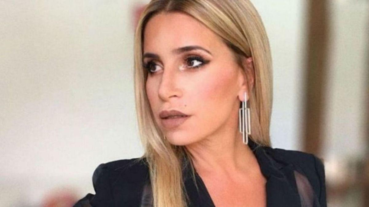 La actriz Flor Peña le compuso una canción a su padre