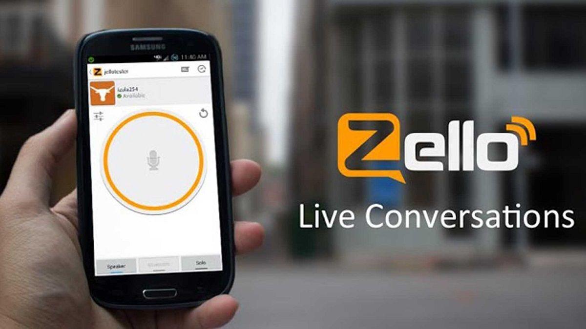 Zello busca facilitar las conversaciones entre sus usuarios