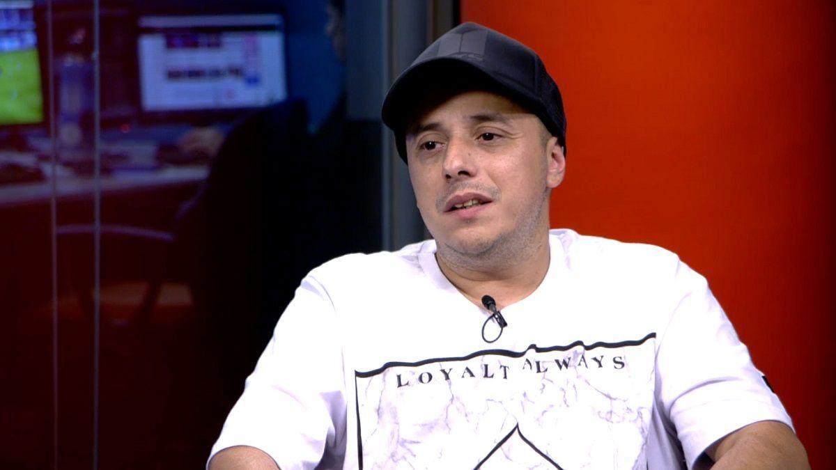 El Dipy furioso contra el Gobierno por el velatorio de Diego Maradona