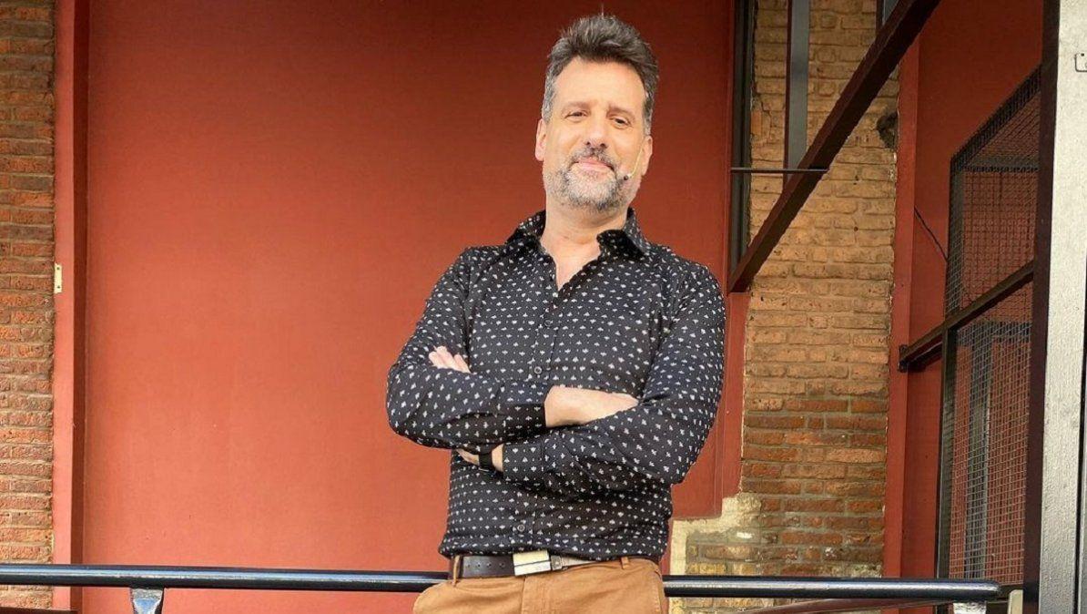 José María Listorti contundente contra Nicole Neumann
