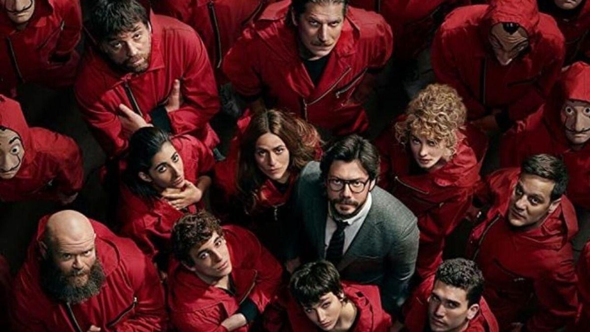 La última temporada de la serie La Casa de Papel se emitirá en Septiembre 2021