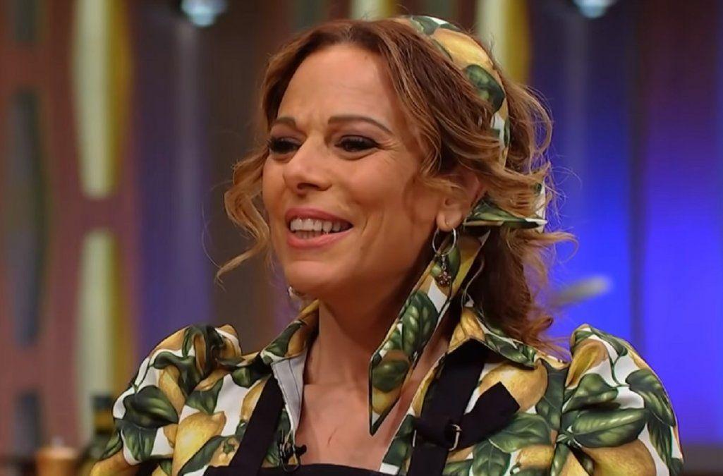 Iliana Calabró pidió que le hagan hisopado a todos.