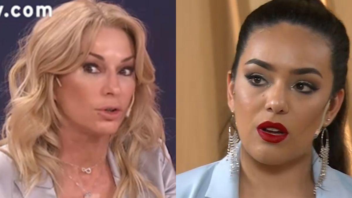 Hasta hubo factura: Yanina Latorre aseguró que Ángela Leiva pagó por su debut en Showmatch