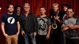 La banda Los Abuelos de la nada volverá a los escenarios en 2021