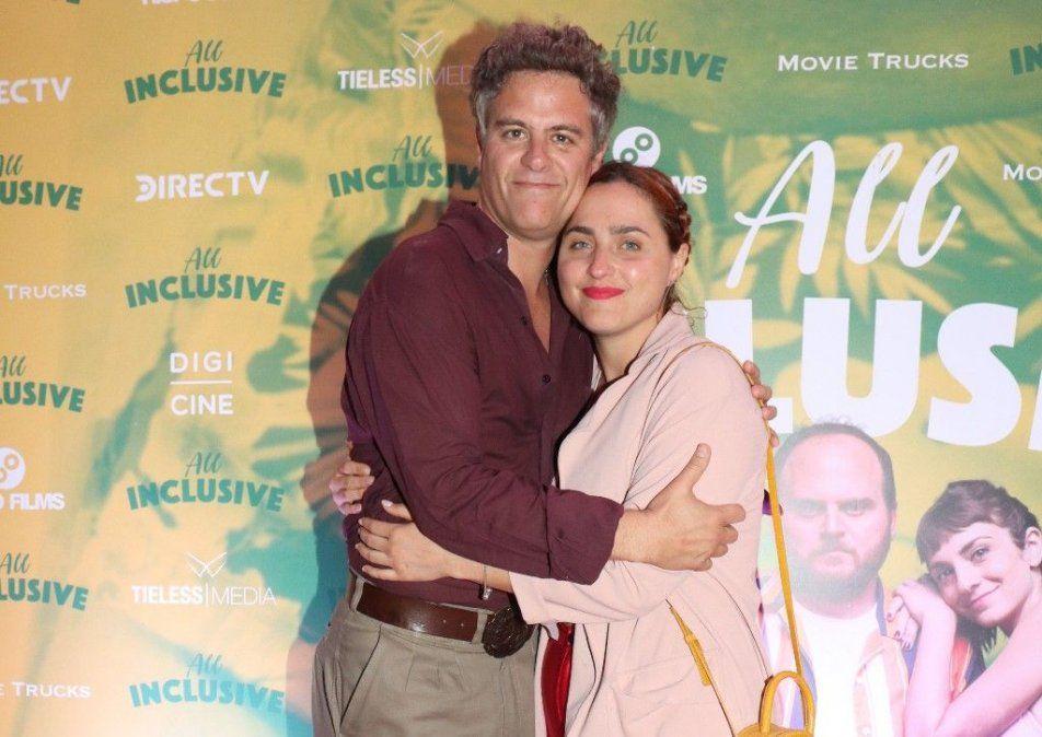 Mike Amigorena será papá: su novia Sofía Vitola está embarazada de cuatro meses