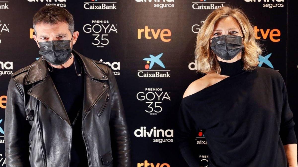 Antonio Banderas y María Casado serán los presentadores de la Gala