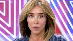 Tiene comportamientos erráticos: María Patiño enfrenta un drama con su novio