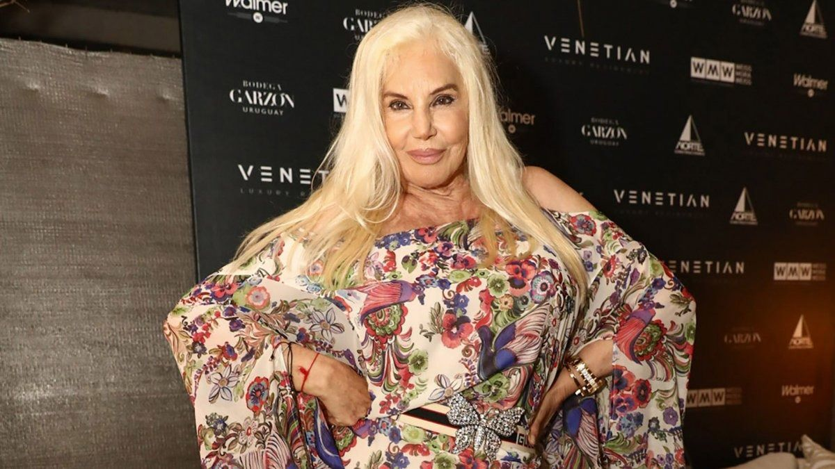 La diva Susana Giménez tendrá que resolver sus problemas domésticos