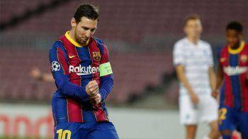 ¡El número uno! Lionel Messi es el deportista que manda en EEUU