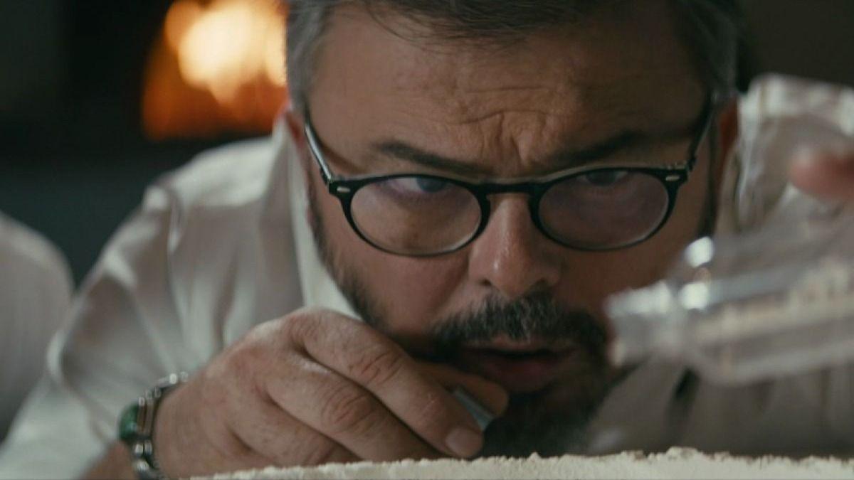 Donato de Santis explicó en Masterchef Celebrity los secretos de la pizza perfecta