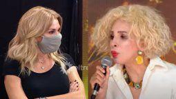 Yanina Latorre criticó en Twitter la retada que le dio Nacha Guevara a Lola Latorre y Lucas Spadafora