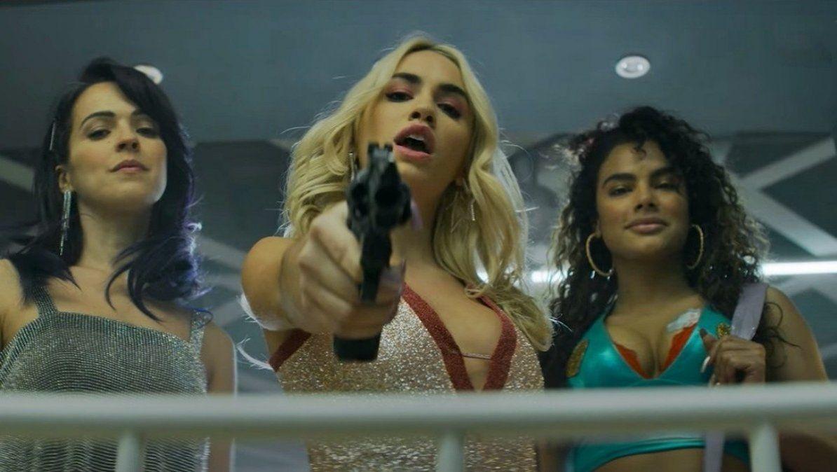 Lali Espósito protagoniza Sky Rojo en Netflix