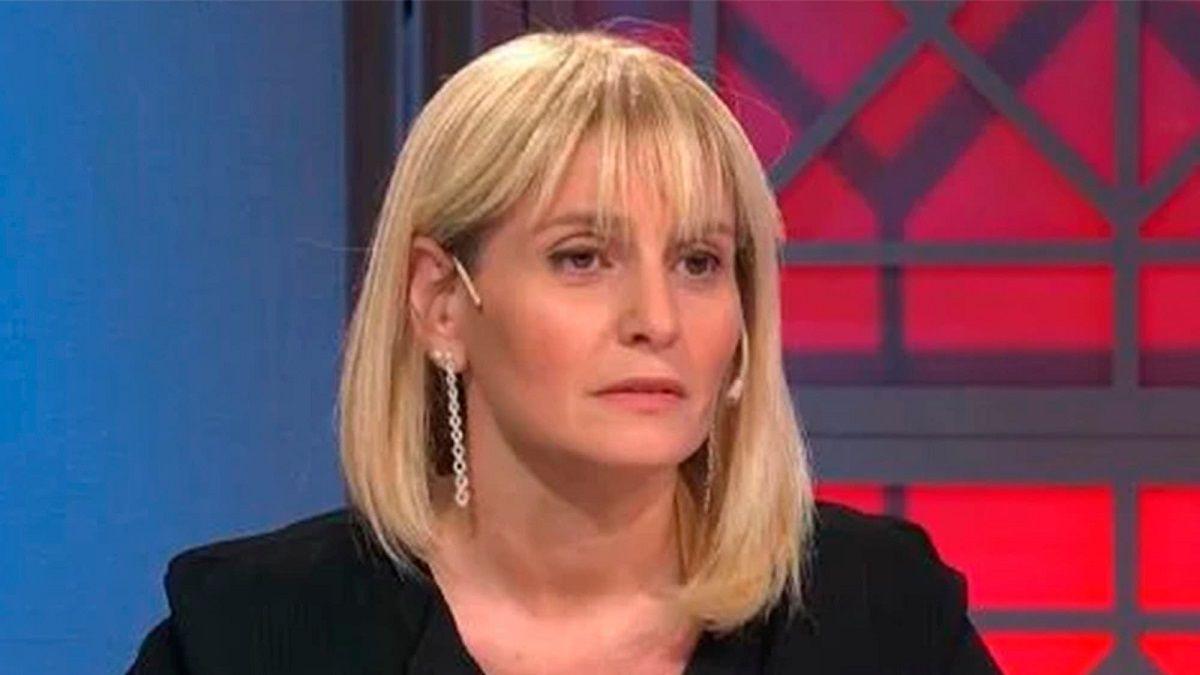 Romina Manguel escribió un tuit y Marina Calabró le contestó en el ciclo de Jorge Lanata