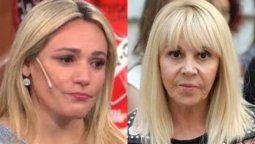 Las palabras de Rocío Oliva a Claudia Villafañe tras negarle la entrada al velatorio íntimo de Maradona