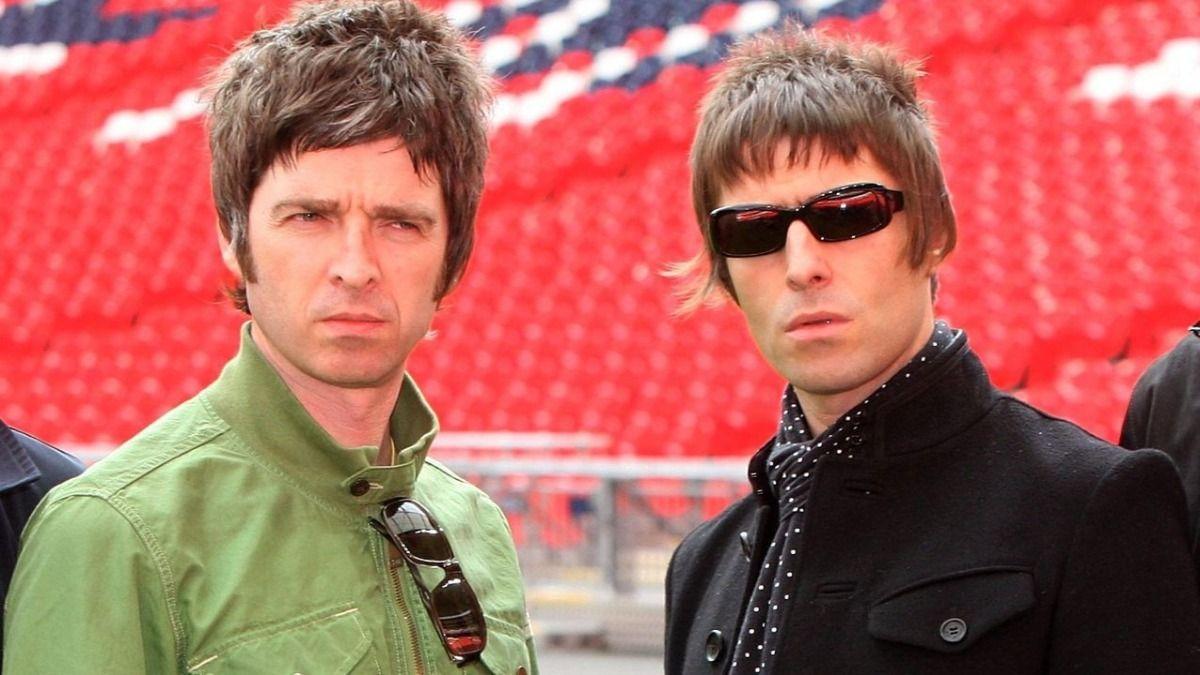 Los hermanos Gallagher Liam y Noel serán los productores ejecutivos del documental de Oasis