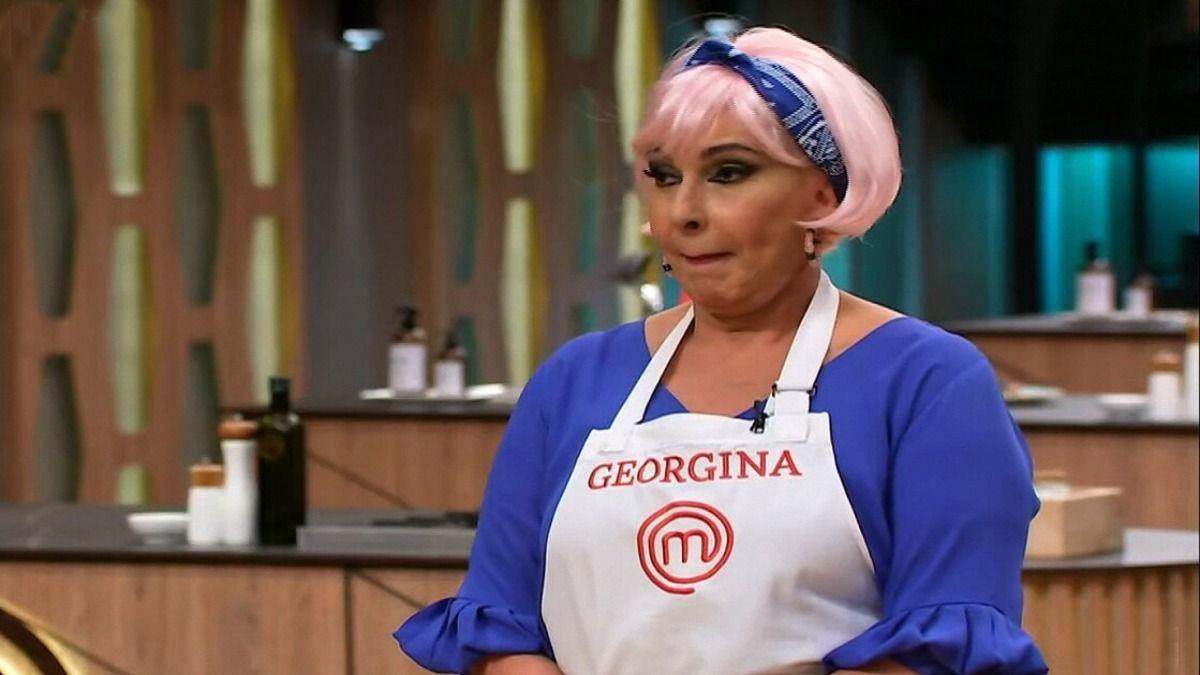 La actriz Georgina Barbarossa quedó más cerca de la eliminación ¿Fue culpa de Martitegui?