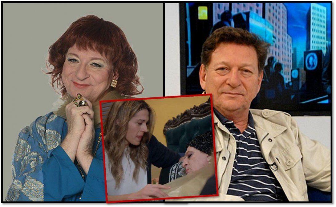 Osmar Nuñez pasó de Perón a la madre trans de Emma en Pequeña Victoria