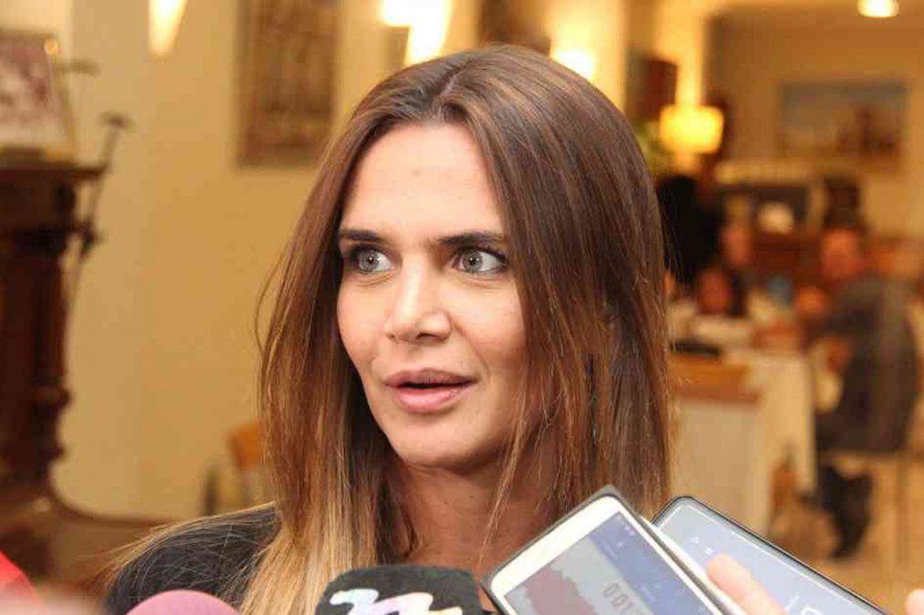 Amalia Granata discutió en Polémica en el bar por las vacunas.